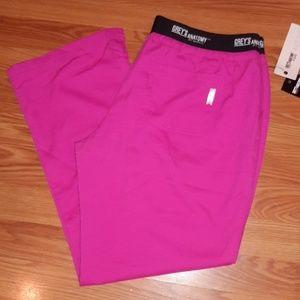 Grey's Anatomy scrub pants Active Cosmo